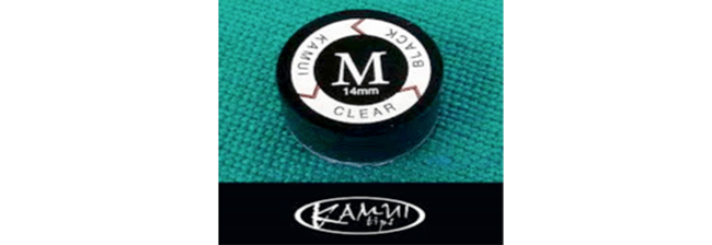 Clear Black Kamni
